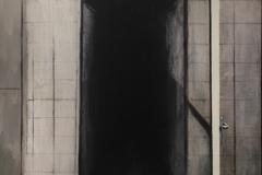 <strong> Bernardino Sanchez Bayo </strong> SIN TÍTULO, 25 x 17 cm, Oleo sobre madera, Año 2015