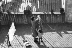 Colita. Madre y niña. 1964