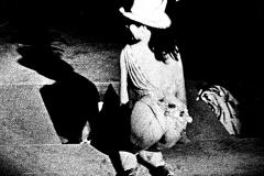 Colita. Vedette de El Molino. Barcelona, 1963