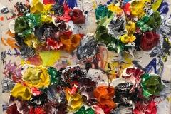 Yellow-86-x-86-cm-Mixta-sobre-lienzo-2021