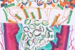 ST_Dibujo-11_29,7-x-21-cm_mixta-sobre-papel_2020_Luis-Gordillo_CD2070