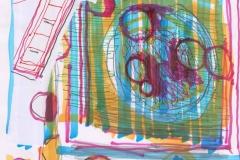 ST_Dibujo-4_29,7-x-21-cm_mixta-sobre-papel_2020_Luis-Gordillo_CD2063