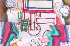 ST_Dibujo-5_29,7-X-21-cm_mixta-sobre-papel_2020_Luis-Gordillo_CD2064