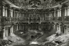 Pablo Genovés. Bibliothek