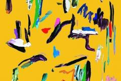 Santiago Picatoste. OSCILLATION (Yellow)