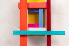 Toro-II-635-x-33-x-145-cm-Óleo-sobre-lienzo-y-madera-2021-Brun