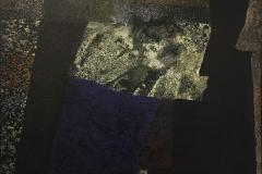 Vaquero Turcios, Carbono, 120 x 120 cm, oleo sobre tabla