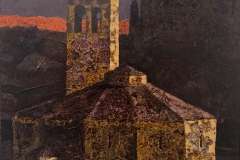 Vaquero Turcios_Catedral_70x70cm_oleo sobre lienzo