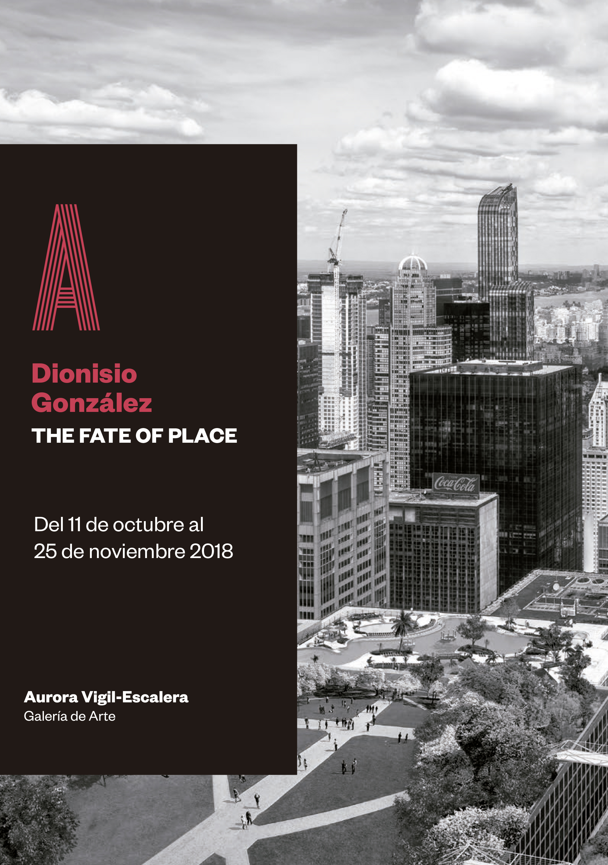 Dionisio González- The Fate of Place
