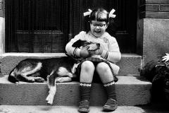 Colita. La hija de los porteros. Barcelona, 1966