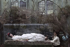 Eugenio Recuenco. Sleeping beauty