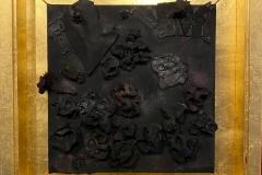 4.Black-XII-69-x-69-cm-Oleo-y-ceramica-sobre-lienzo-2021