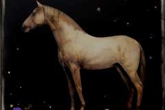 14.Caballo-1-60x60cm-Acrilico-y-lapices-de-colores-sobre-madera-2020